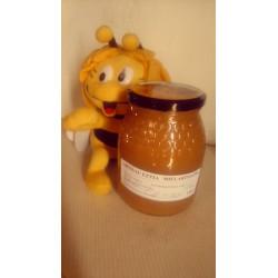 Miel cremada de romero y...