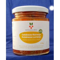 Kalabaza-Laranja mermelada