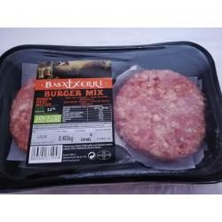 Burger Mix Euskolabel