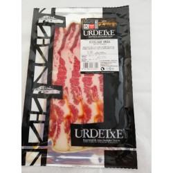 Bacon curado loncheado